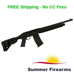 Black Aces Tactical Pro Series M Semi-Auto Shotgun 12ga Black
