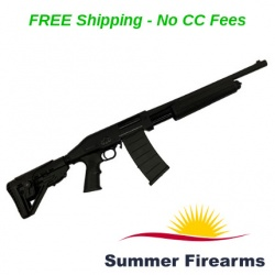 Black Aces Tactical Pro Series M Pump Shotgun 12ga Black